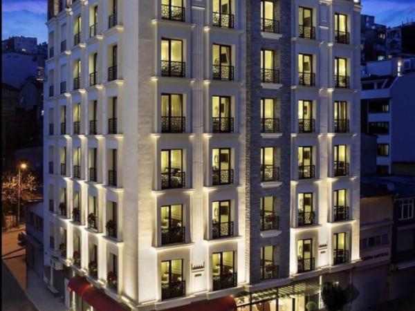 Avrupa Yakası Taksim'e Yakın Konumda Satılık Otel