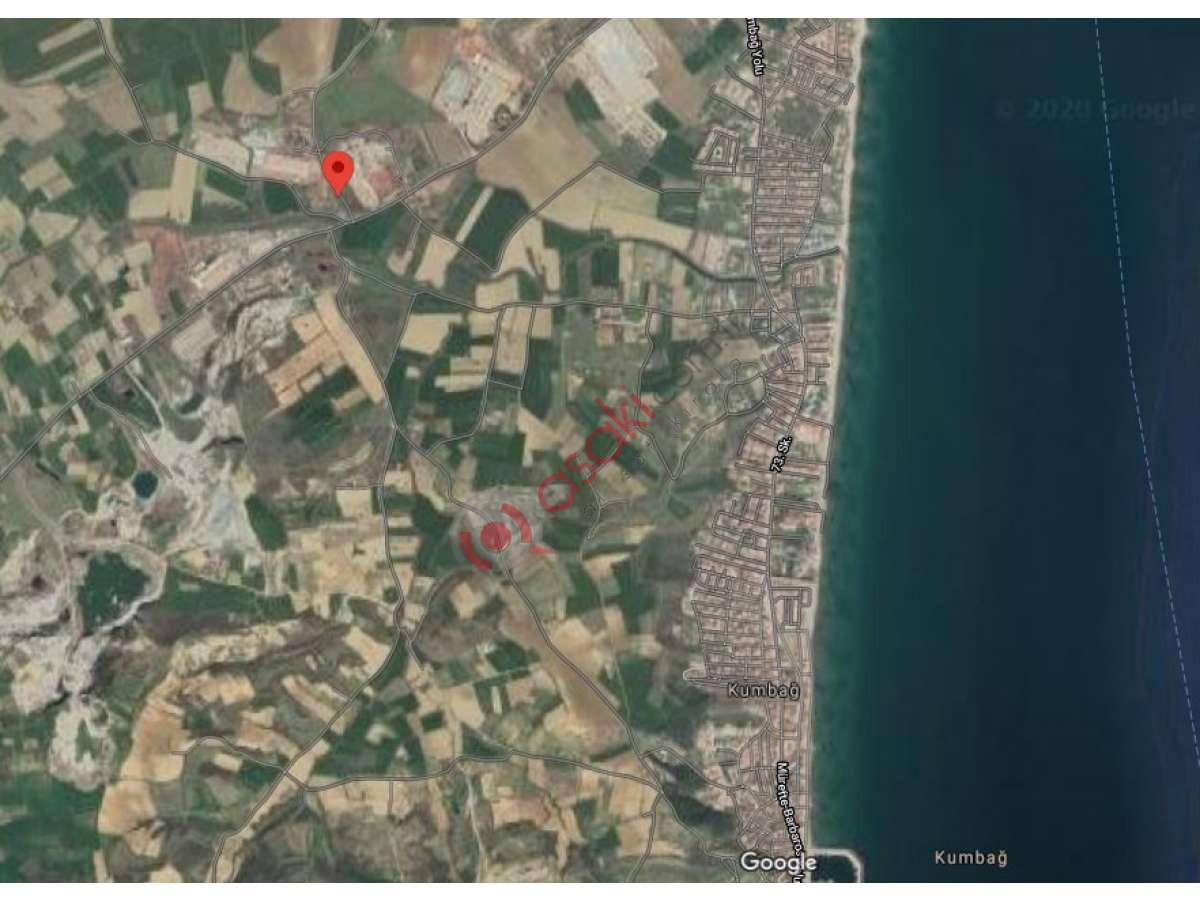 Asyaport Limanı Yakını Satılık 59 Dönüm Arazi - Büyük 0