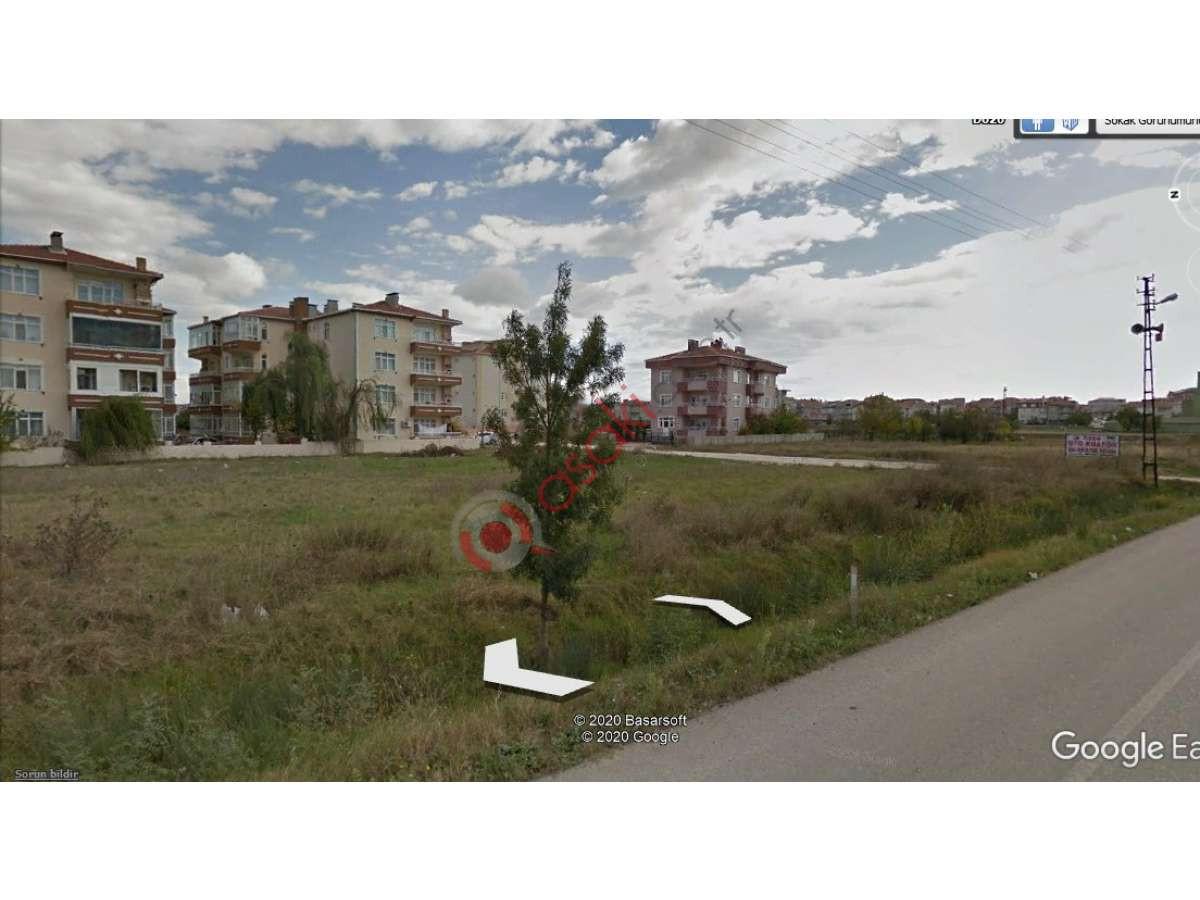 Saray'da Vize Caddesi üzeri Satılık Arsa - Büyük 0