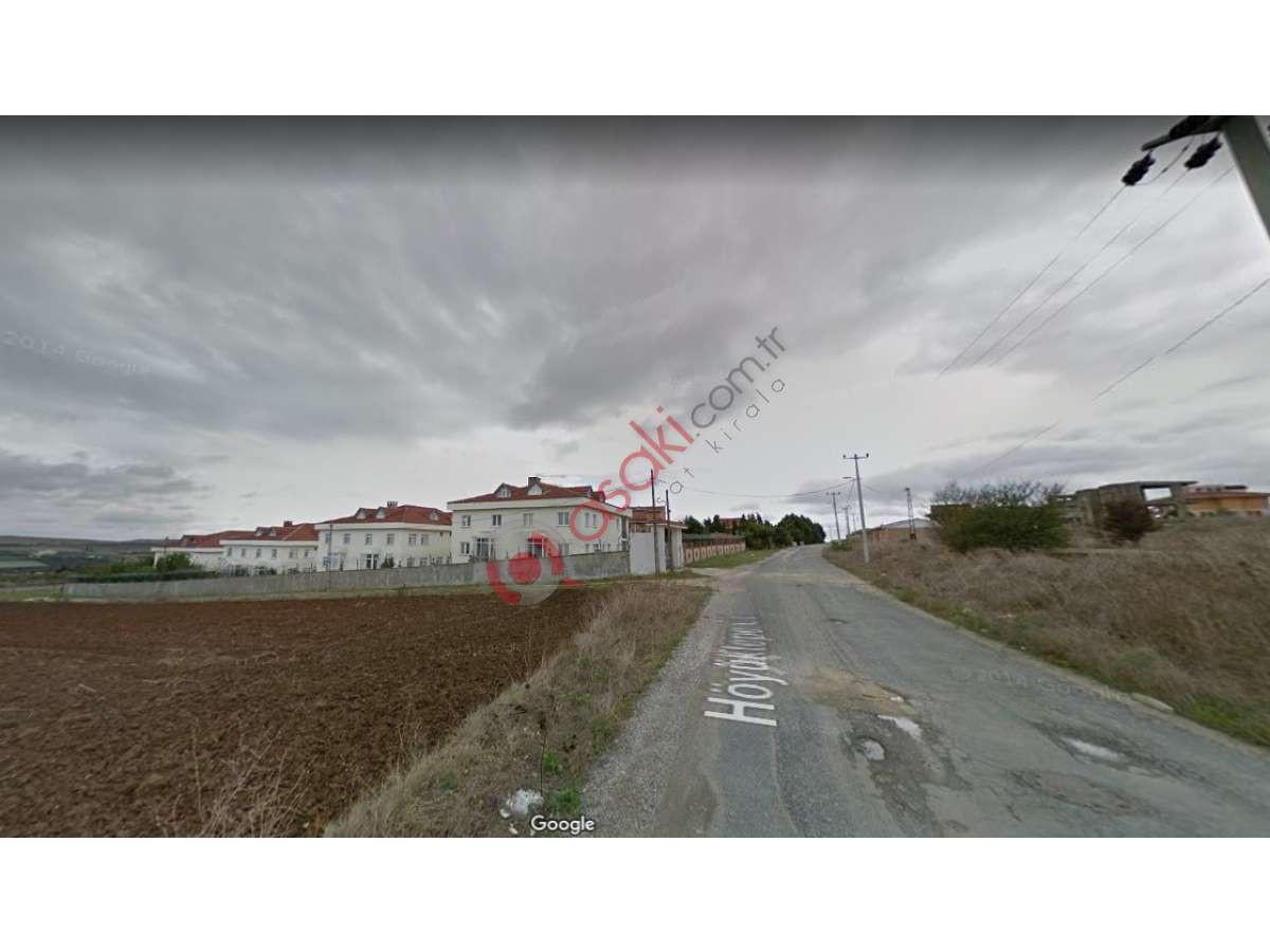 Ovayenice'de Villa Yapımına Uygun Arsa - Büyük 1
