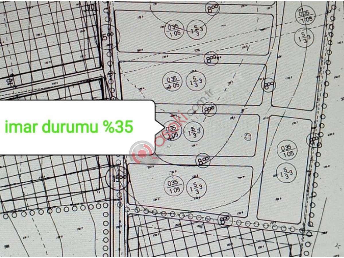 Sarayda Atılım Beton Arkası Satılık Arsa - Büyük 4