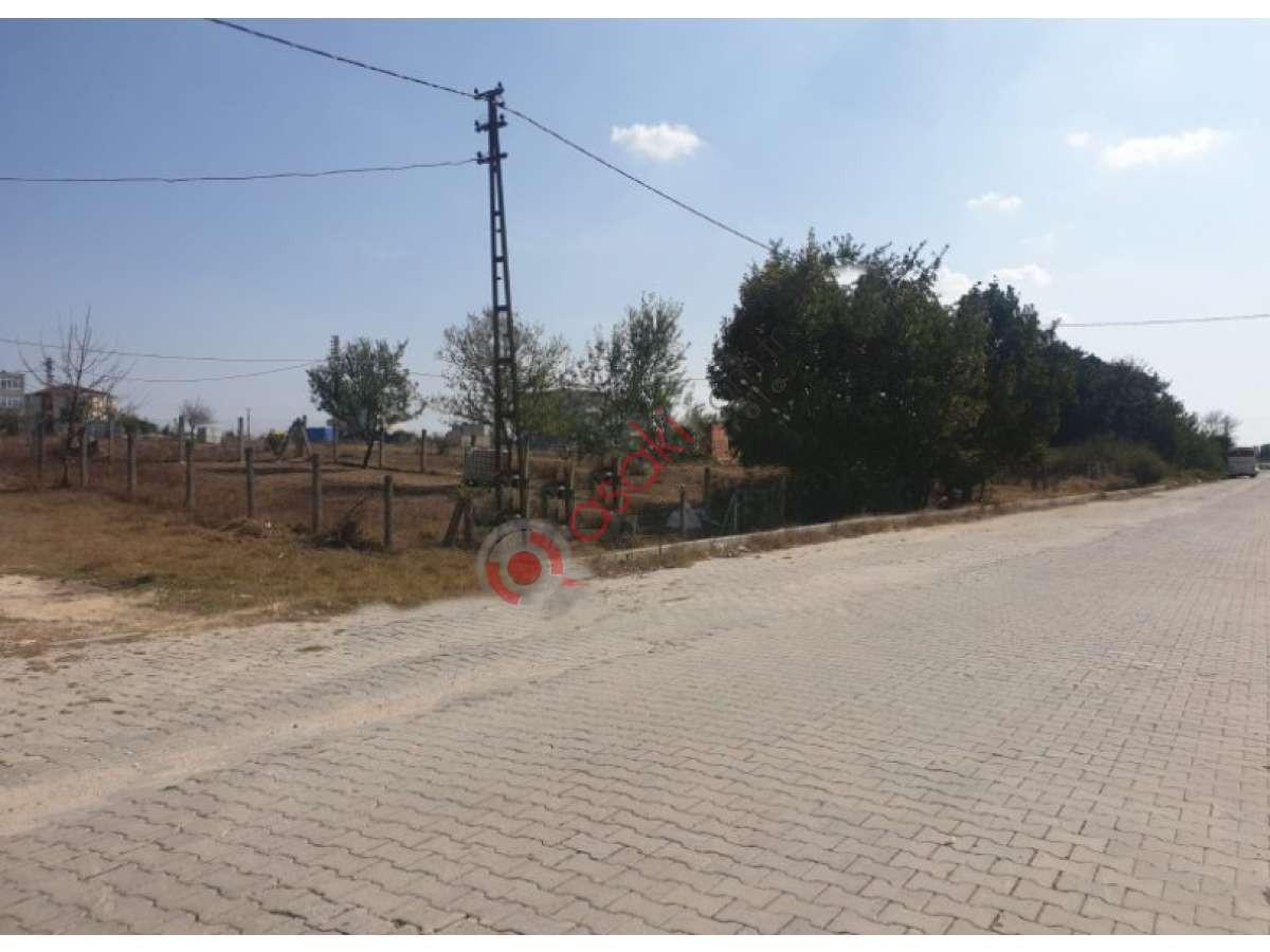Kapaklı Pınarca'da İmarlı Arsa - Büyük 2