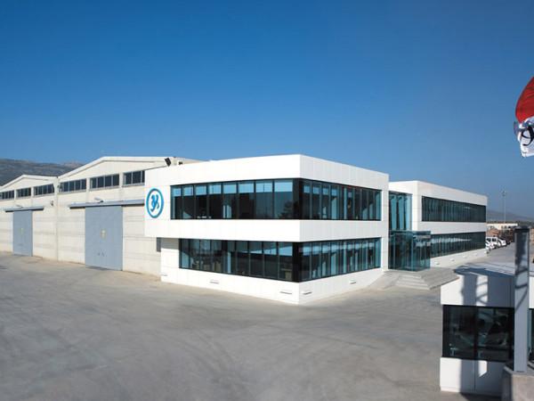 Esenyurt Kıraç'ta Kiralık Fabrika