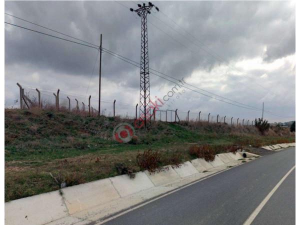 Silivri Fenerköy'de Satılık çiftiğe Uygun Satılık Arazi