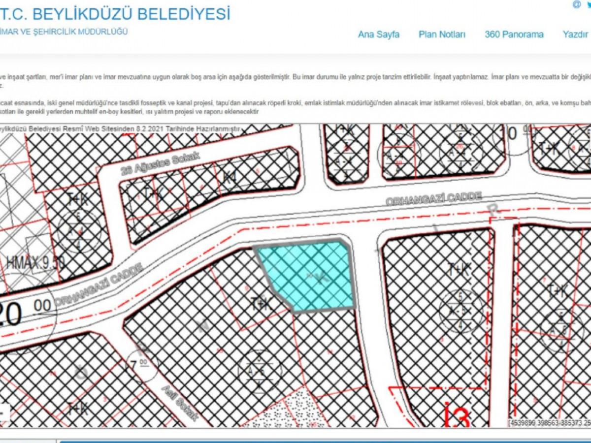 Kavaklı'da Cadde Üzeri Ticari + Konut Satılık Arsa - Büyük 1