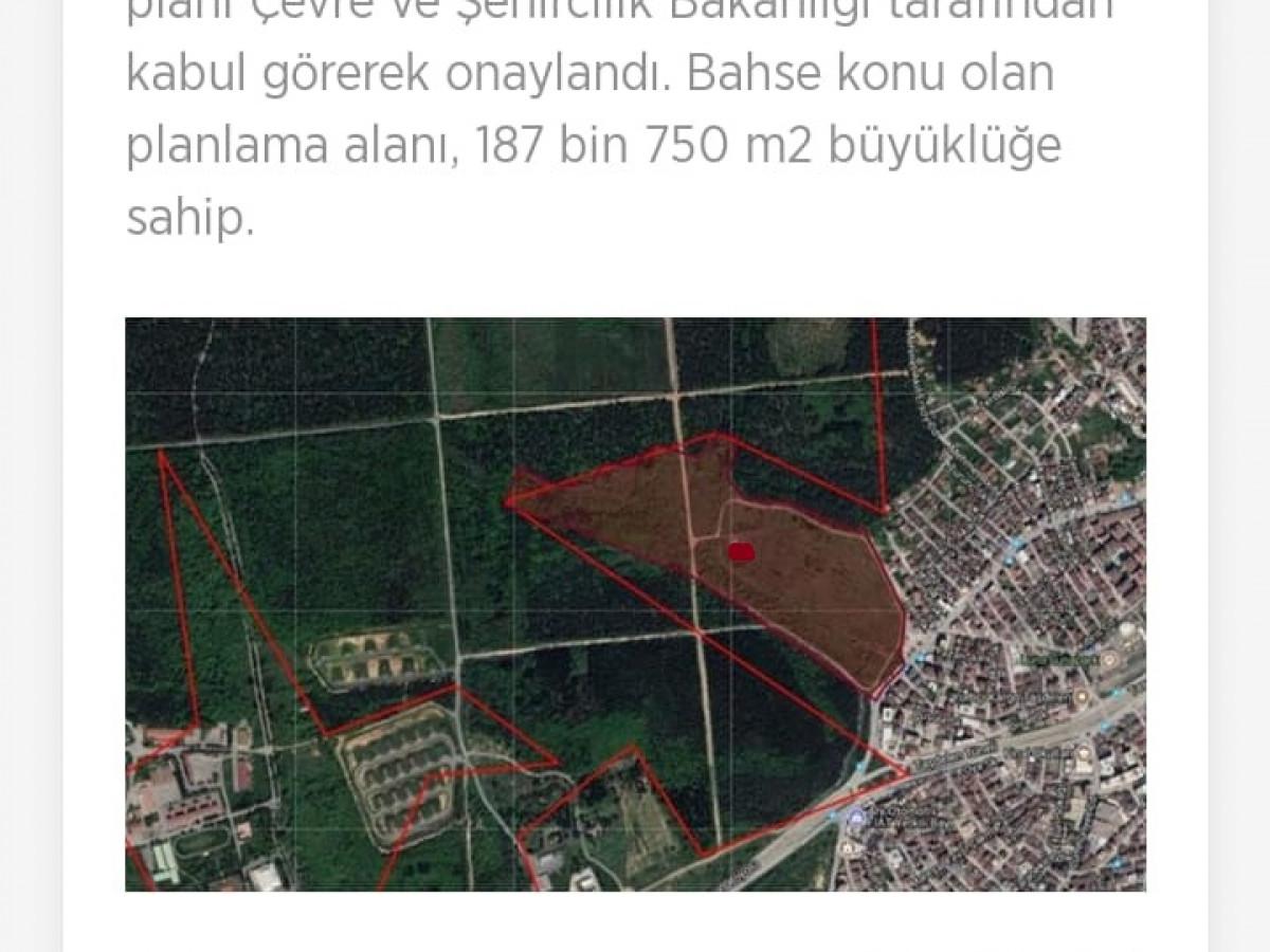 Çekmeköy Taşdelen 187.750,00 m2 Kat Karşılığı Arsa - Büyük 2