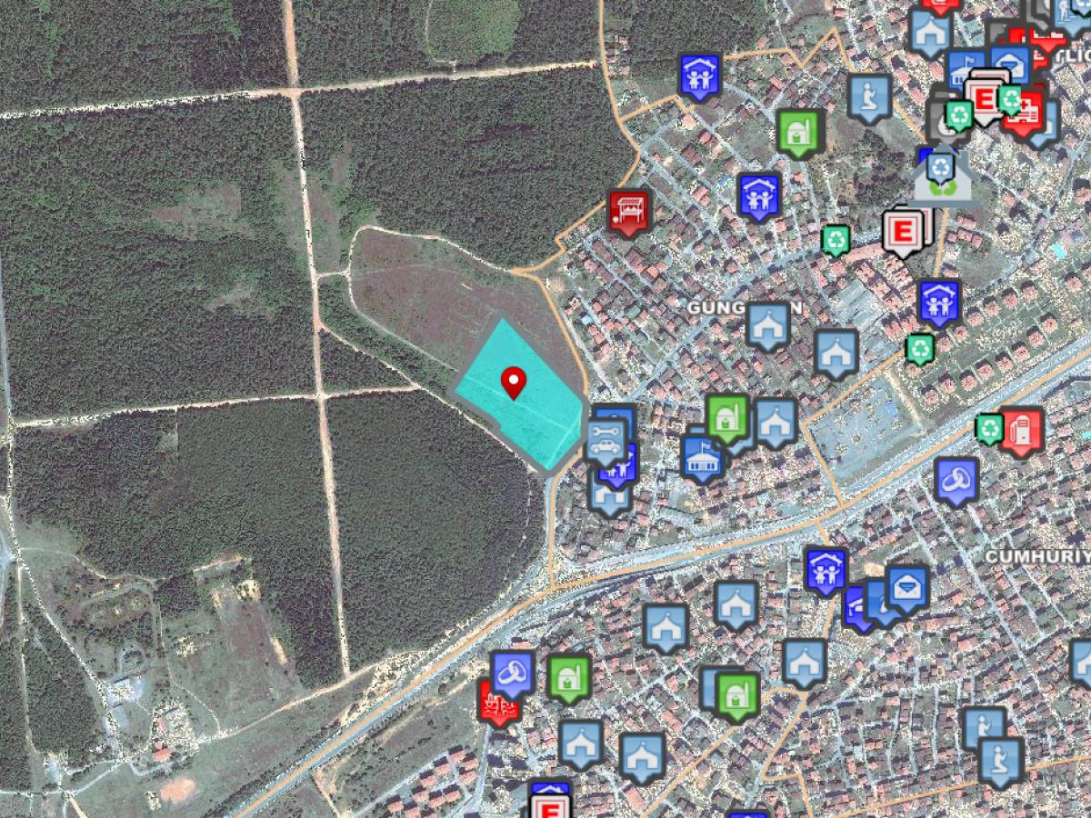 Çekmeköy Taşdelen 187.750,00 m2 Kat Karşılığı Arsa - Büyük 3