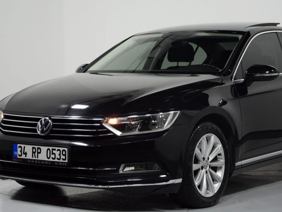 2016 VW PASSAT COMFORTLINE CAM TAVAN DÜŞÜK KM - Büyük 4