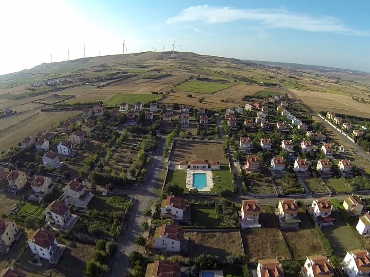 Silivri çantaköy'de Satılık Villa Arsası - Büyük 0