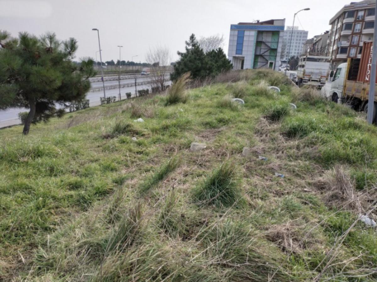 Yakuplu liman yolunda TİCARİ ARSA - Büyük 0
