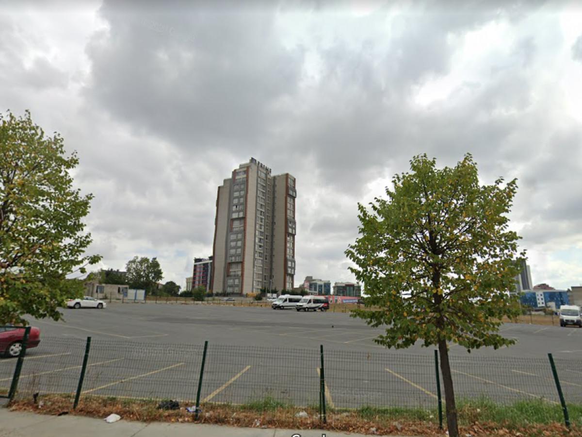 Bağcılar Mahmutbey Mah  2.764 m2  Ticari İmarlı - Büyük 1