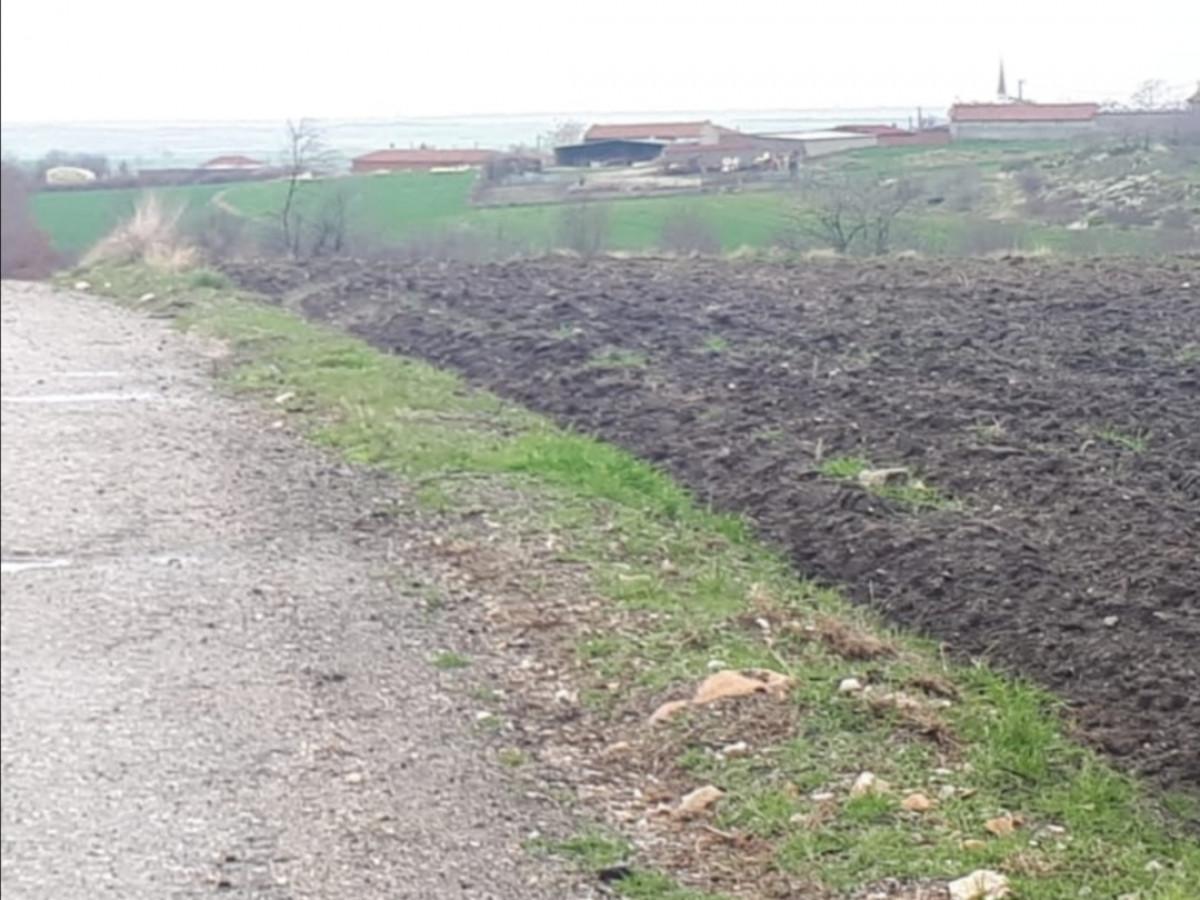 edirne süloğlu keramettin'de 24.000 m2. tarla 275.000 tl. - Büyük 3