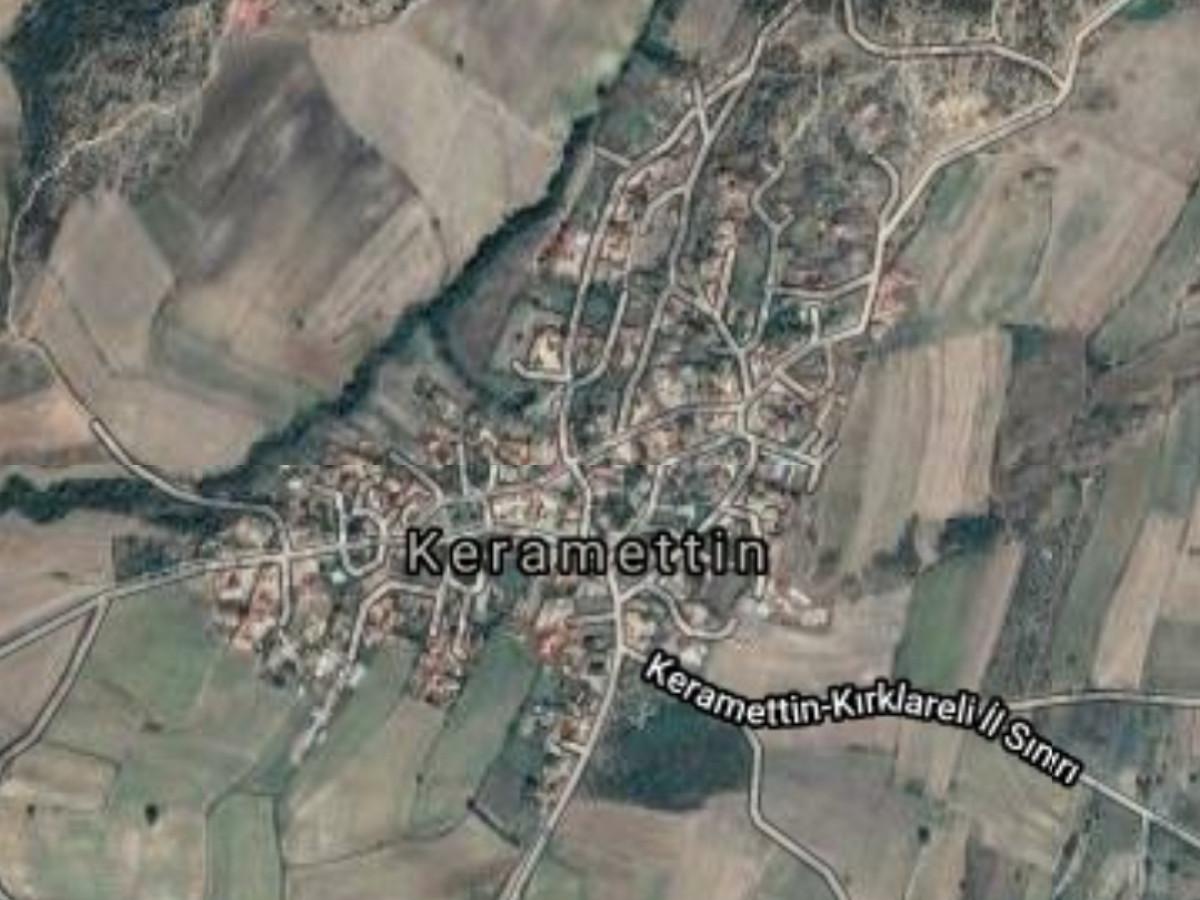 edirne süloğlu keramettin'de 24.000 m2. tarla 275.000 tl. - Büyük 5