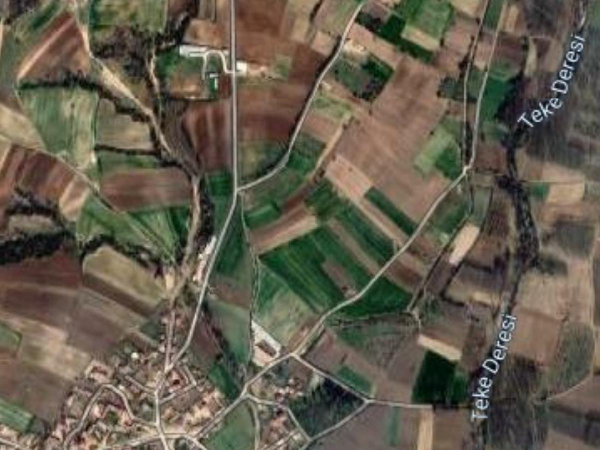 kırklareli merkez koyunbaba'da 5.480 m2. tarla 150.000 tl. - Büyük 2