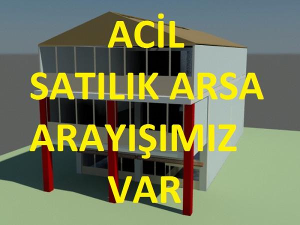 ESENYURT GENELİNDE 1000 m2 SATILIK ARSA ARAYIŞIMIZ VAR