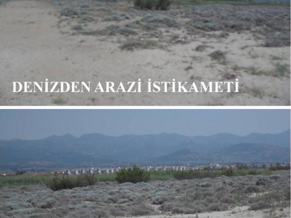 İzmir dikilide ticari ve konut imarlı satılık arsa