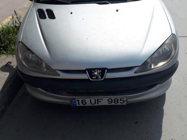 Satılık 2004 Model  Peugeot  206