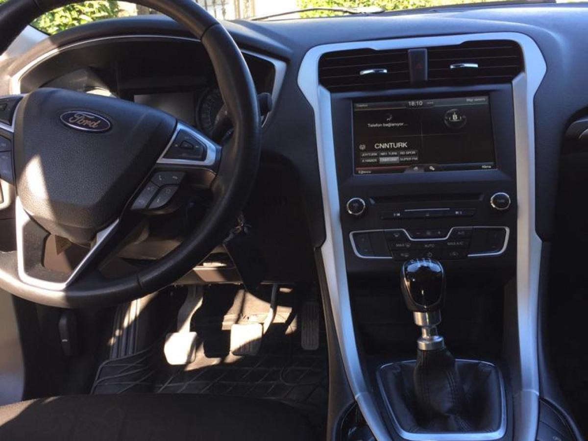 Oto Denizi'nden Satılık Ford Mondeo - Büyük 4
