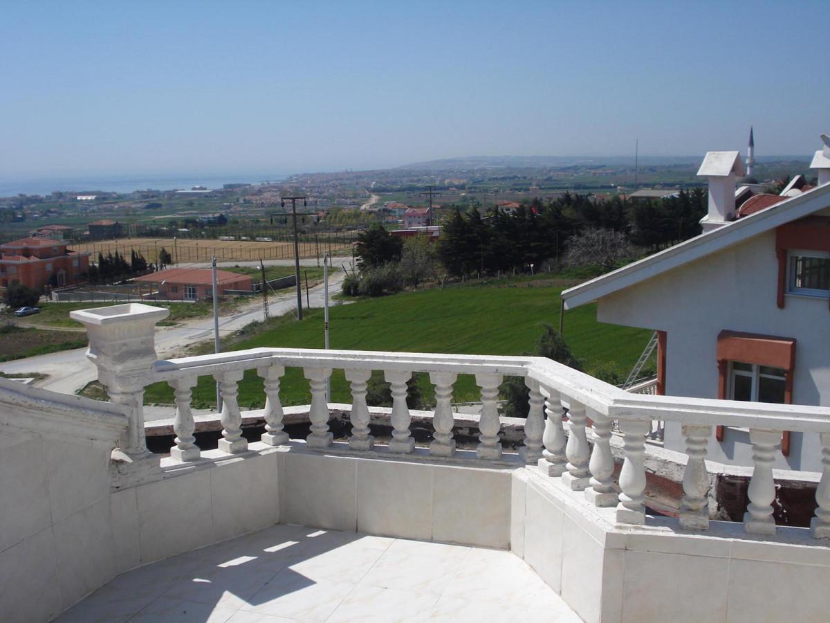Celaliyede Kiralık  Mükemmel Manzaralı Triplex Villa - Büyük 5