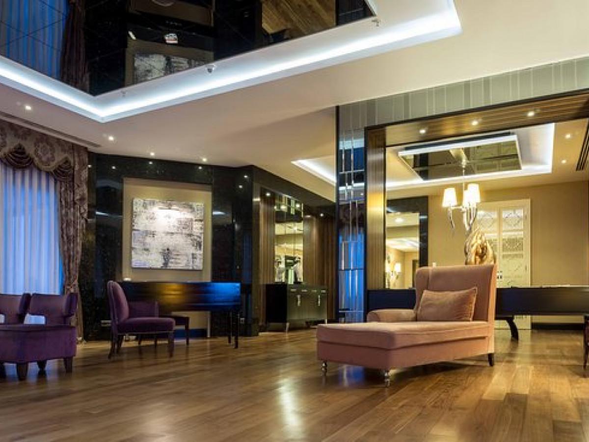 İstanbul  Fatih de 10 Katlı  79 Odalı  Satılık Otel - Büyük 9