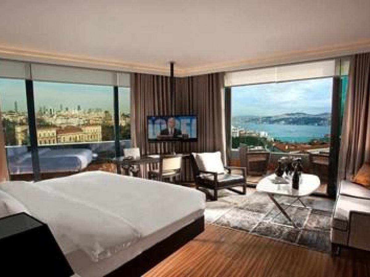 İstanbul  Fatih de 10 Katlı  79 Odalı  Satılık Otel - Büyük 11