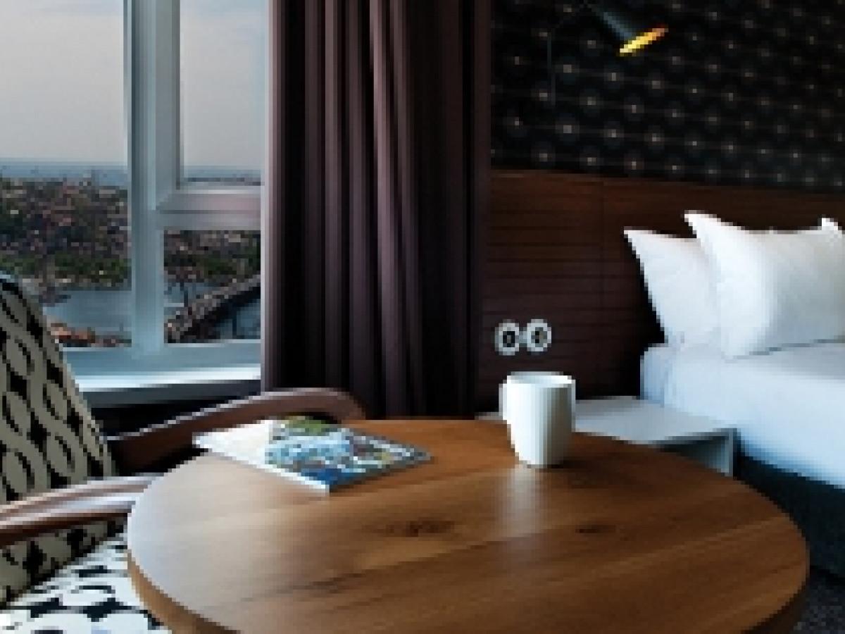 İstanbul  Fatih de 10 Katlı  79 Odalı  Satılık Otel - Büyük 12