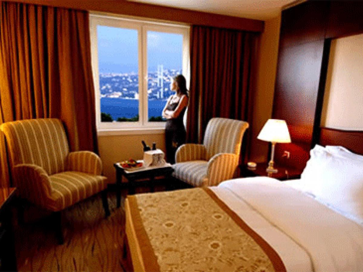 İstanbul  Fatih de 10 Katlı  79 Odalı  Satılık Otel - Büyük 0