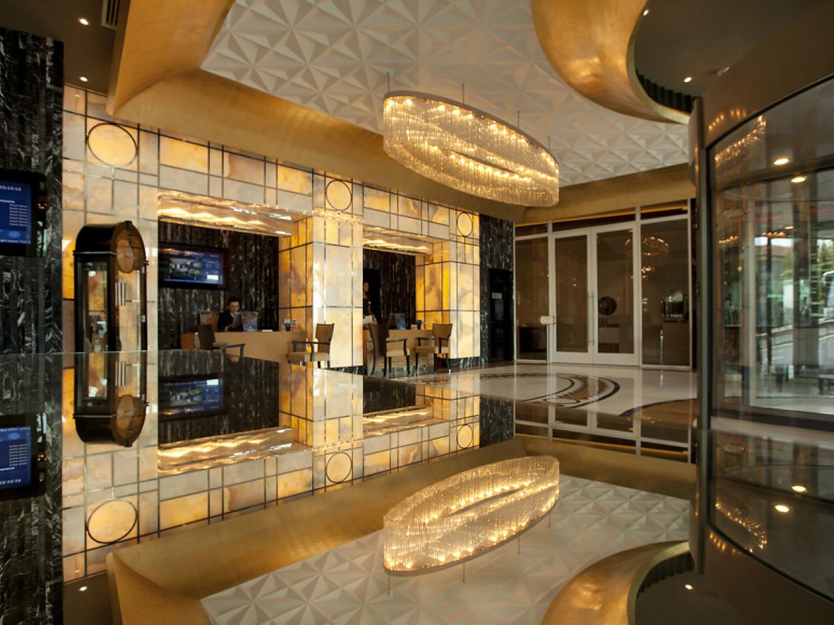 İstanbul  Fatih de 10 Katlı  79 Odalı  Satılık Otel - Büyük 3
