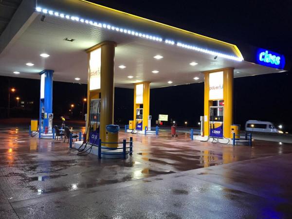 Sakarya Geyvede Satılık Benzin İstasyonu