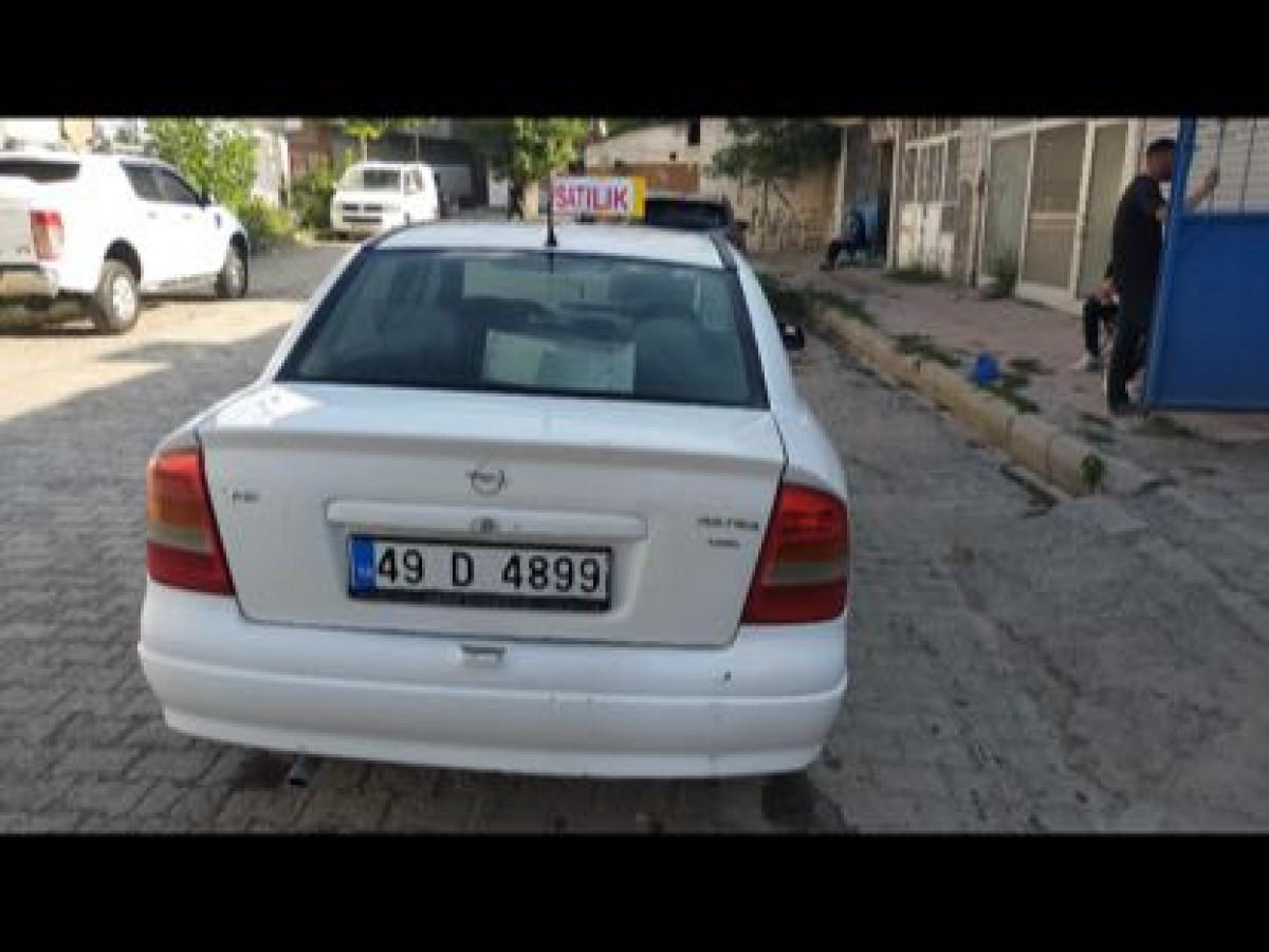Temiz Opel astar - Büyük 1