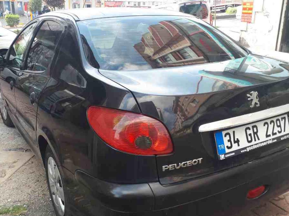 Satılık 2011 Model 206  peugeot - Büyük 0