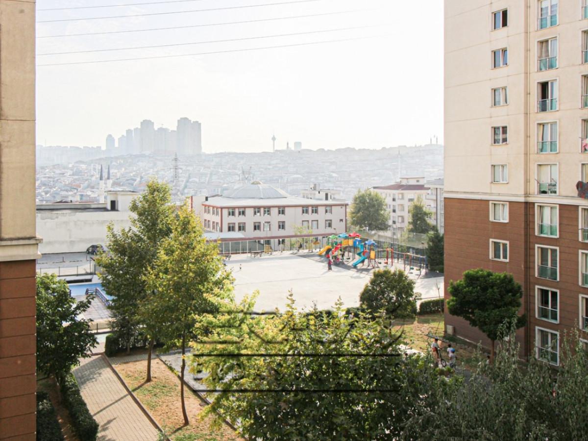 SİTE İÇERİSİNDE HAVUZLU EBEVEYN BANYOLU OTURUMA HAZIR DAİRE - Büyük 18