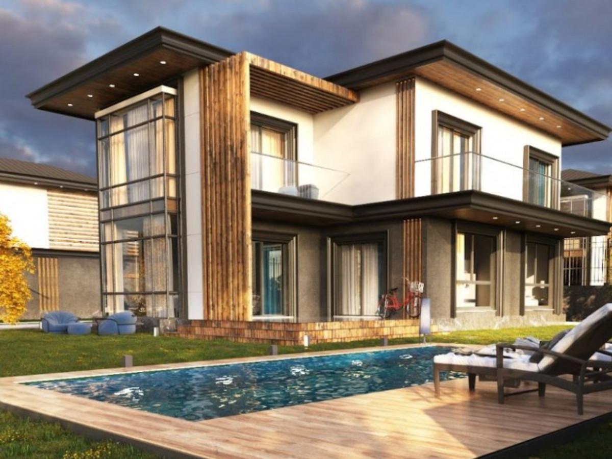 Silivri Kavaklı Mah Satılık Villa Arsası - Büyük 0