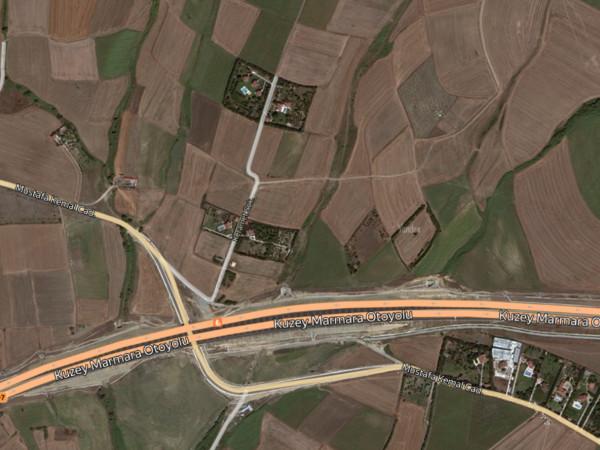 SİLİVRİ FENERKÖY'DE TEK TAPU 13.500 m2  SATILIK TARLA